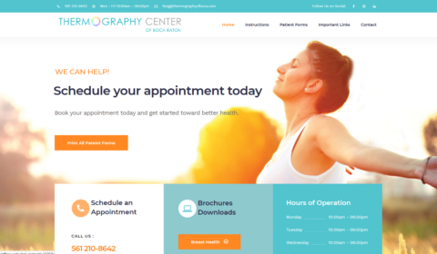 Thermography Center Of Boca